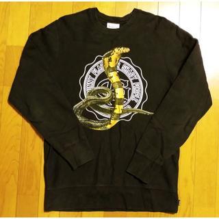 アカプルコゴールド  Cobra Crewneck 黒 S