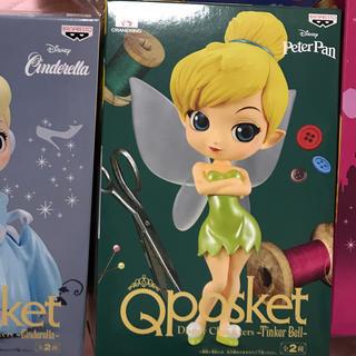 ディズニー(Disney)のQposket☆ティンカーベル☆フィギュア☆ディズニー☆プリンセス(その他)