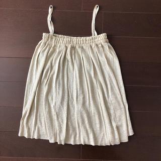 エボニーアイボリー(Ebonyivory)のスカート  キャミソール(ひざ丈スカート)