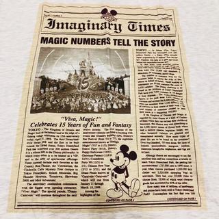 ディズニー(Disney)のディズニーランド Tシャツ(Tシャツ/カットソー(半袖/袖なし))
