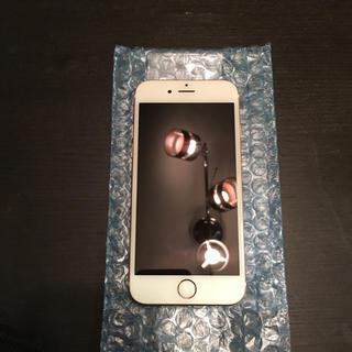 アップル(Apple)のiPhone 6s  64GB au(iPhoneケース)