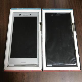 エクスペリア(Xperia)のdocomo Xperia XZ1 Compact SO-02K(スマートフォン本体)