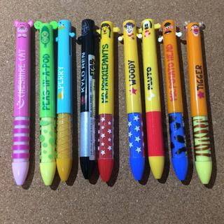 ディズニー(Disney)のディズニー 2色ボールペン 9本セット(ペン/マーカー)