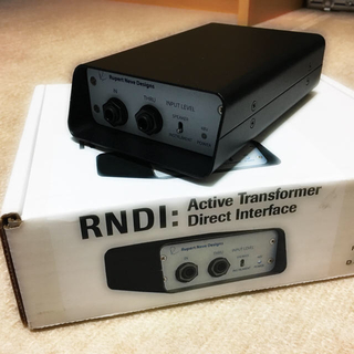 RNDI & Jackson audio prism(その他)