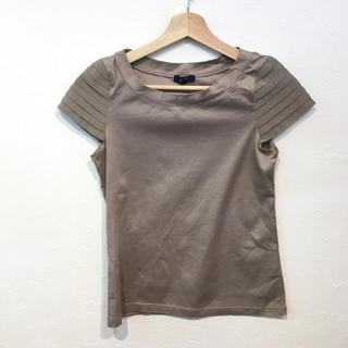 ROPE Tシャツ 袖変形 コットン100%