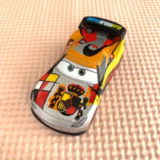 タカラトミー(Takara Tomy)の美品 非売品 カーズ トミカ ミゲル カミーノ シルバーレーサータイプ レア(ミニカー)
