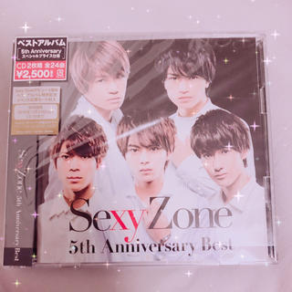 Sexy Zone - Sexy Zone 5th Anniversary Best 通常版
