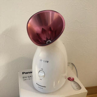 パナソニック(Panasonic)のパナソニック ナノケア スチーマー(フェイスケア/美顔器)