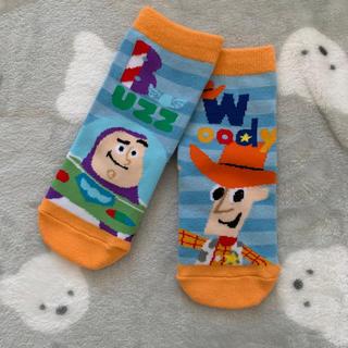 ディズニー(Disney)のキッズ靴下 新品未使用(靴下/タイツ)