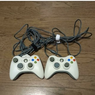 Xbox360 - Xbox360コントローラー 二個セット