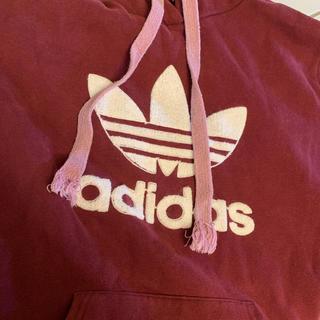 アディダス(adidas)のアディダス トレーナー ボルドー(トレーナー/スウェット)