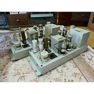 Western Electric (ウエスタンエレクトリック)初期124A ペア(アンプ)