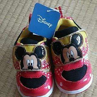 ディズニー(Disney)の①ミッキースニーカー(スニーカー)