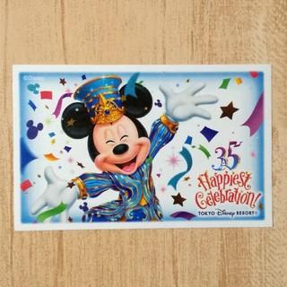 ディズニー(Disney)の使用済み☆ ディズニーシー パスポート ミッキー ディズニーチケット(遊園地/テーマパーク)