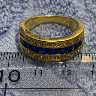アクセサリーリング  大きめサイズ(リング(指輪))