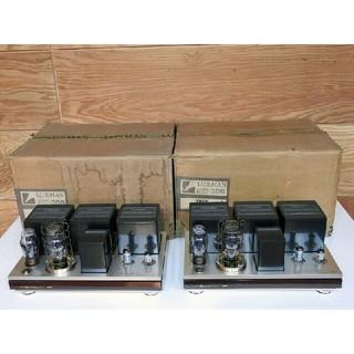 LUXMAN MB-300 WE300B 2台 元箱入/美品(アンプ)