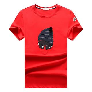 モンクレール(MONCLER)のモンクレール Moncler Tシャツ 人気 L ファション 男女兼用(Tシャツ(半袖/袖なし))