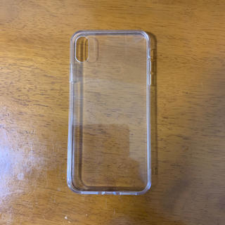 アップル(Apple)のiphone x MAXケース(iPhoneケース)