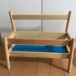 イケア(IKEA)の IKEA キッズ ブックディスプレイ(住まい/暮らし/子育て)