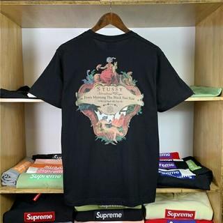 ステューシー(STUSSY)のStussy CARTOUCHE Tee 半袖 シャツ(Tシャツ(半袖/袖なし))