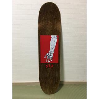 HOOK UPS AKIRA デッキ ジェルミクライン deck 鉄雄 大友克洋(スケートボード)