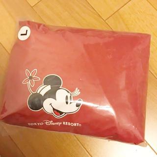ディズニー(Disney)のディズニーランド ミニーちゃん カッパ 雨具(レインコート)