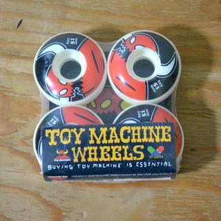 トイマシーン(Toy Machine)の新品 TOY MACHINE スケボー ウィール トイマシーン 51mm 格安♪(スケートボード)