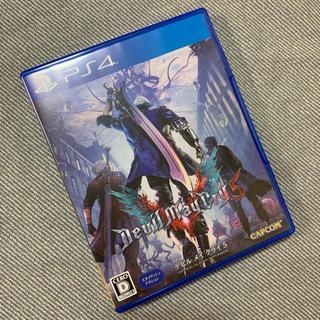 カプコン(CAPCOM)の【中古美品】 PS4 Devil May Cry 5(家庭用ゲームソフト)