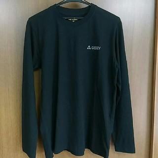 ジェリー(GERRY)のMサイズ ブラック ジェリーGERRY  ロンT(Tシャツ/カットソー(七分/長袖))
