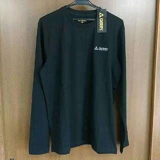 ジェリー(GERRY)のLLサイズ ブラック ジェリーGERRY  ロンT (Tシャツ/カットソー(七分/長袖))