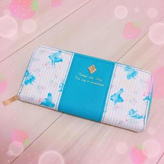 ディズニー(Disney)のアリス❤︎財布❤︎新品(財布)