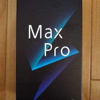ASUS - zenfone max pro m2