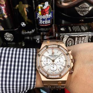AUDEMARS PIGUET - 金属ベルト AUDEMARS PIGUET オーデマピゲ メンズ 腕時計 人気