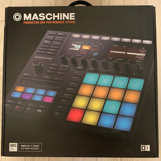 【新品未開封】Native Instruments MASCHINE MK3(MIDIコントローラー)