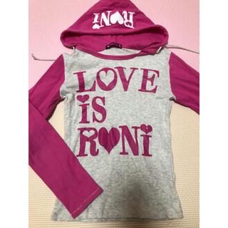 ロニィ(RONI)のRONI ロンT Mサイズ(Tシャツ/カットソー)