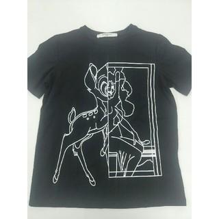 ジバンシィ(GIVENCHY)のGivenchy半袖Tシャツ 黒  (Tシャツ/カットソー(半袖/袖なし))