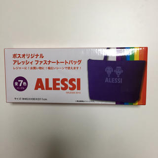 ALESSI トートバッグ