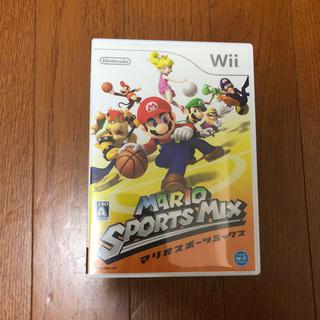ウィー(Wii)のマリオスポーツミックス wii(家庭用ゲームソフト)