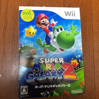 ウィー(Wii)のスーパーマリオギャラクシー2 wii(家庭用ゲームソフト)