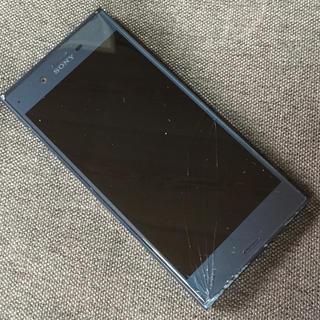 エクスペリア(Xperia)のXperia xz SIMフリー ドコモ版(スマートフォン本体)