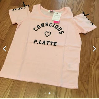 ピンクラテ(PINK-latte)のピンクラテ (Tシャツ/カットソー)