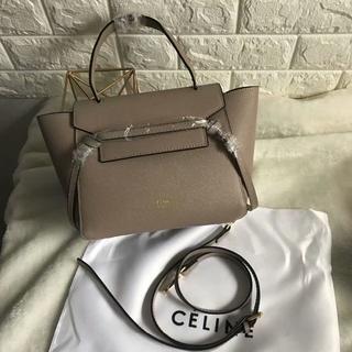 セリーヌ(celine)のセリーヌ CELINEショルダーバッグ2WAYバッグBelt Bag Micro(ショルダーバッグ)