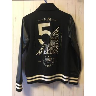 グラニフ(Design Tshirts Store graniph)のgraniph スタジャン 黒 ブラック(スタジャン)