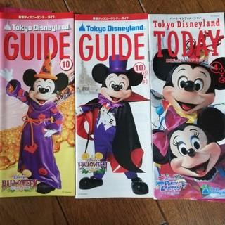 ディズニー(Disney)のToday 三枚セット(印刷物)