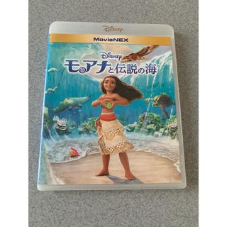 ディズニー(Disney)のDVD+デジタルコピー【モアナと伝説の海】国内正規版 純正ケース付き(アニメ)
