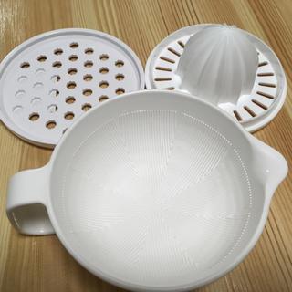 ミキハウス(mikihouse)のミキハウス 離乳食調理器具3点セット(離乳食調理器具)