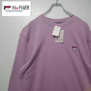 トミーヒルフィガー(TOMMY HILFIGER)の【デッドストック】 H by FIGER スウェット トレーナー N265(スウェット)