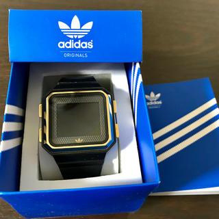 アディダス(adidas)のadidas 腕時計 デジタル(腕時計(デジタル))