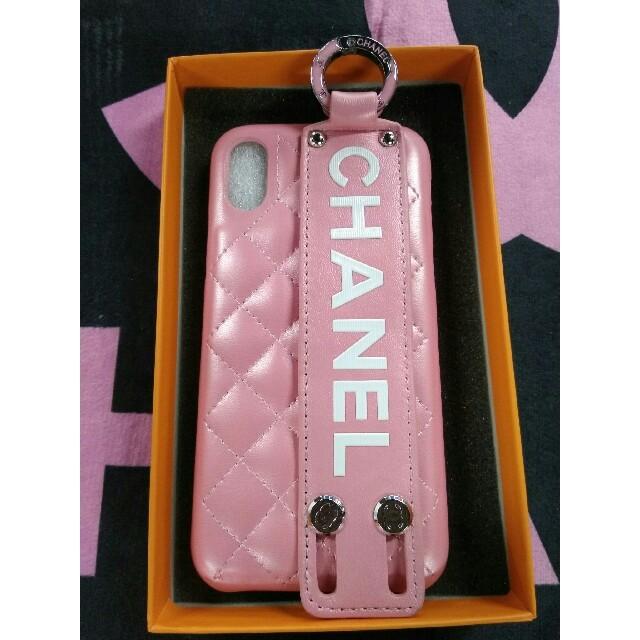 CHANEL - シャネル ケース iphonecaseアイフォンケース X/Xs専用の通販 by マサノリ's shop|シャネルならラクマ