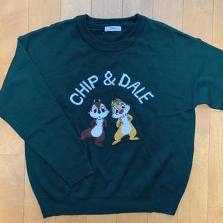 ディズニー(Disney)のチップとデール    ディズニー    ニット    スウェット(ニット/セーター)